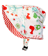 Snug As A Bug Reversible Sun Bonnet