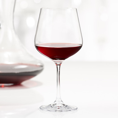 Trudeau Splendido Red Wine Glasses