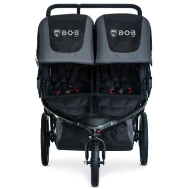 BOB Gear Revolution Flex 3.0 Duallie Stroller Graphite Black
