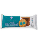 San J Tamari Brown Sesame Brown Rice Crackers