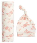 aden+anais Snuggle Knit Swaddle Gift Set Rosettes