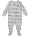 petit lem Dotted Lines Sleeper NB-24M