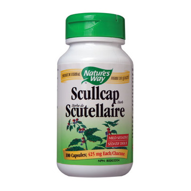 Nature\'s Way Scullcap Herb