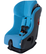 Clek Fllo Ten Year Blue Convertible Car Seat