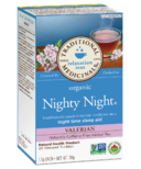 Traditional Medicinals Organic Nighty Night Valerian Tea