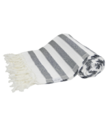 House of Jude Oversized Turkish Towel Slate
