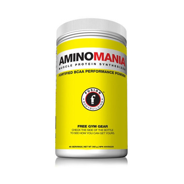 Fusion Bodybuilding AminoMania Watermelon Splash