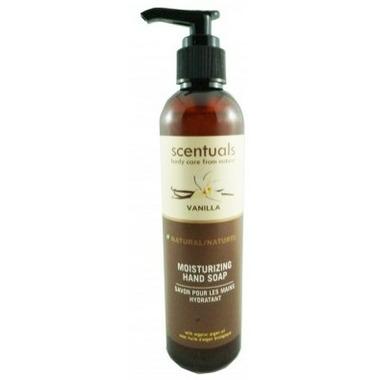 Scentuals Vanilla Liquid Hand Soap