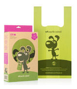 Earth Rated PoopBags Eco-Friendly Handle Bags
