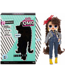 L.O.L. Surprise OMG Busy B.B. Fashion Doll with 20 Surprises
