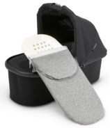 UPPAbaby Bassinet Mattress Cover Light Grey
