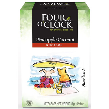 Four O\'Clock Pineapple Coconut Tea
