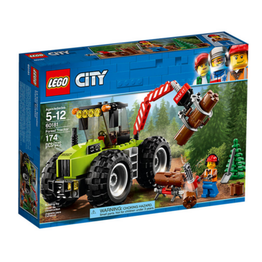 LEGO City Forest Tractor