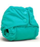 Kanga Care Rumparooz Newborn Diaper Cover Snap Closure Peacock