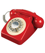 Wild & Wolf Phone Box Red 746 Phone