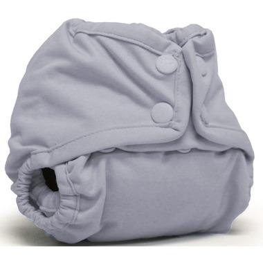 Kanga Care Rumparooz Newborn Diaper Cover Snap Closure Platinum