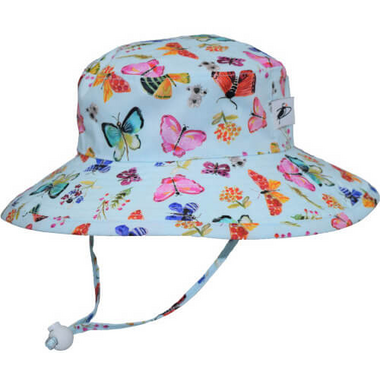 Puffin Gear Sunbaby Hat Butterfly
