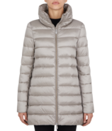 Save The Duck Womens Jacket Frost Grey