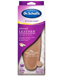Dr. Scholl's Stylish Step Ultrasoft Leather Insoles for Flats