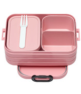 Mepal Bento Lunchbox Take A Break Midi Nordic Pink