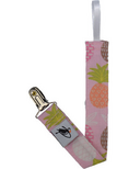 Puffin Gear Pacifier Clip Pineapple