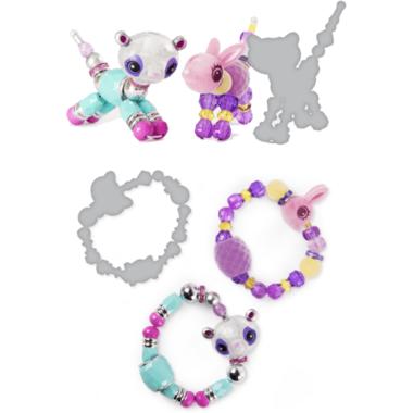 Twisty Petz Glitzy Panda, Fluffles Bunny and Hidden Surprise