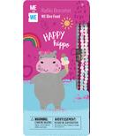 ME to WE Safari Cute Critters Rafiki Series Happy Hippo