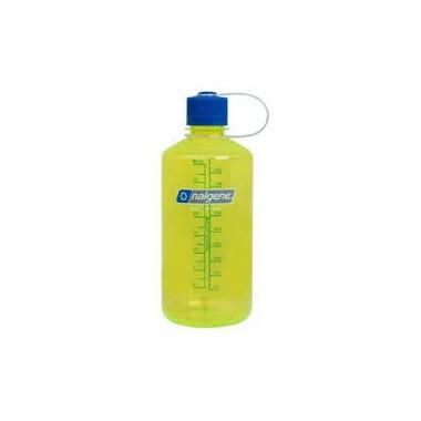 Nalgene Tritan 32 Ounce Narrow Mouth Loop Top Safety Yellow