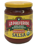 La Preferida Organic Salsa Medium