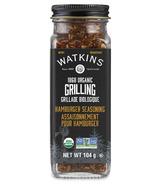 Watkins Organic Hamburger Seasoning