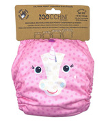 ZOOCCHINI Baby/Toddler One Size Reusable Pocket Diaper Allie the Alicorn