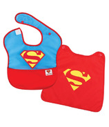 Bumkins DC Comics Superman Caped SuperBib