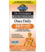 Garden of Life Dr. Formulated Probiotics une fois par jour