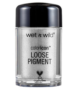 Wet N Wild Fire And Ice Color Icon Loose Pigment Ice Ice Lady
