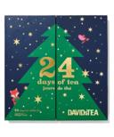 DAVIDsTEA 24 Days of Tea