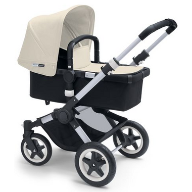 Bugaboo Buffalo Tailored Fabric Set Off White