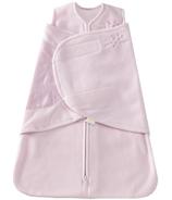 Halo Innovations SleepSack Swaddle Micro-Fleece Pink