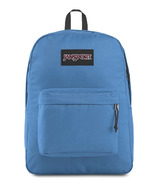 JanSport Black Label Superbreak Backpack Blue Jay