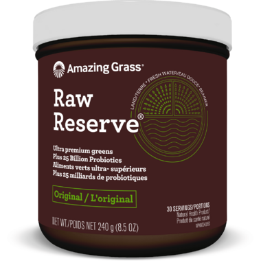 Amazing Grass Raw Reserve Green SuperFood