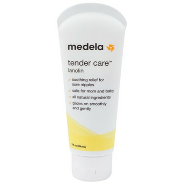 Crema medela tender care