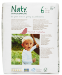 Eco by Naty Size 6 Diapers