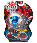 Bakugan Vicerox Collectible Action Figure and Trading Card