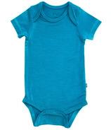 Kyte BABY Short Sleeve Bodysuit Lagoon