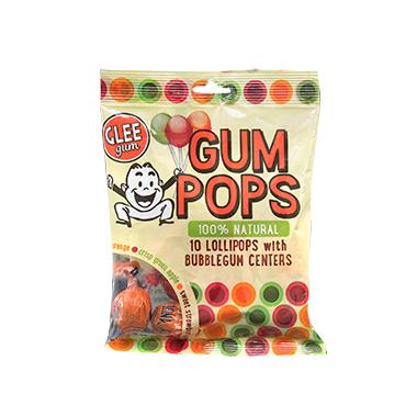 Glee Gum Gum Pops