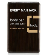 Every Man Jack Body Bar Sandalwood