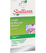 Similasan Kids Cold & Mucus Relief Cough Syrup