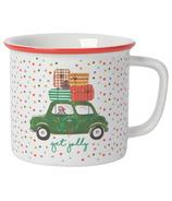 Mug Now Designs Heritage Mug Winter Wheels