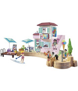 Playmobil Family Fun crémerie au bord de l'eau