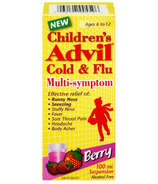 Children's Advil Cold & Flu Multi-Symptom Suspension
