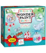 Creativity for Kids Sparkling 3D Wonder Paint Ornaments